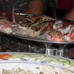 Steamed Red Snapper at Cottage Restaurant, KB, Brunei