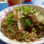 The best bowl of Kolo Mee in Seria