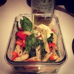 Easy and Quick Spinach Salad