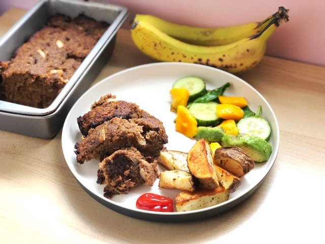 Banana Meatloaf