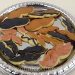 Movember Butter Cookies