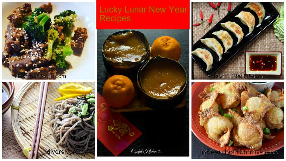 Lunar New Year Recipes