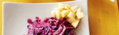 Braised German Red Cabbage