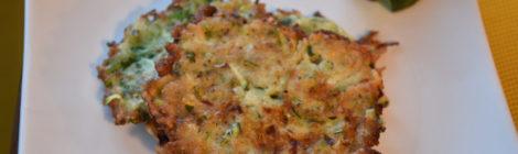 Dip Diva's Zucchini Fritters