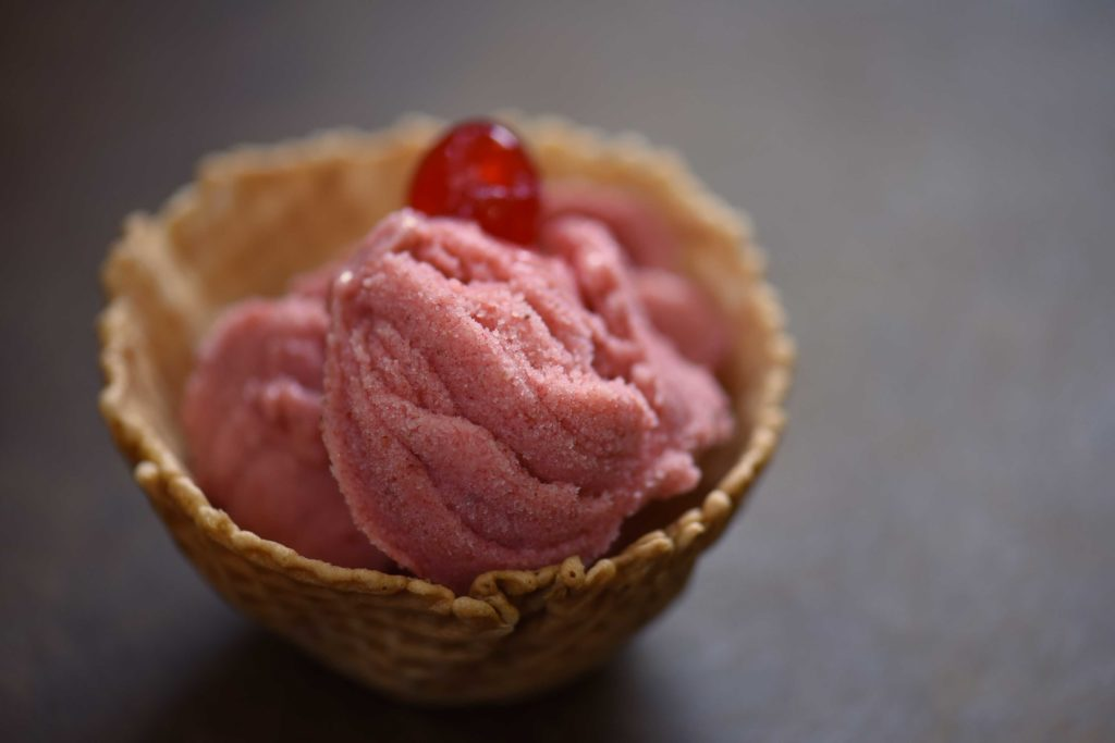 Strawberry Banana Ice Cream