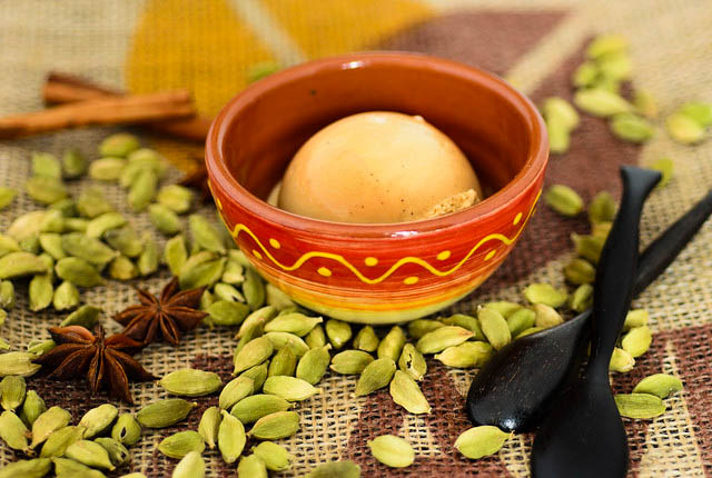 Indian Sweets Chai Ice Cream